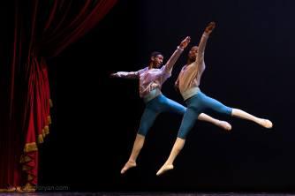 Ballett Programme