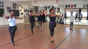 Tanzunterricht bei Tammy Silva-Pessagno